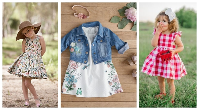 About Fashionable Outfits for Fashionable Kids.