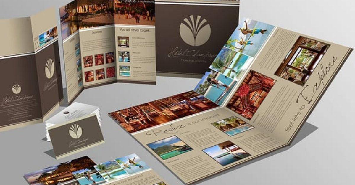 A Sparkling Brochure Printing in Red Wing